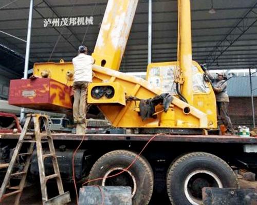 长江汽车起重机维修